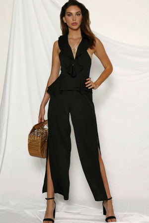 Runaway Wild Child Jumpsuit MVE Boutique