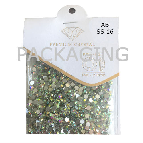 SS12 Crystal Rhinestones 1440 pcs-Nail Supply UK