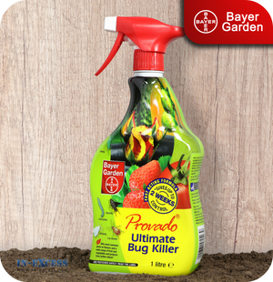 Bayer Provado Ready To Use Ultimate Bug Killer Spray - 1 Litre