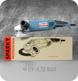Sparky Professional Electric Angle Grinder 230v Power Tool Industrial M14 -2000W