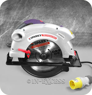 Sparky Professional Tools Circular Saw With Blade TK 85 1700W - 110V