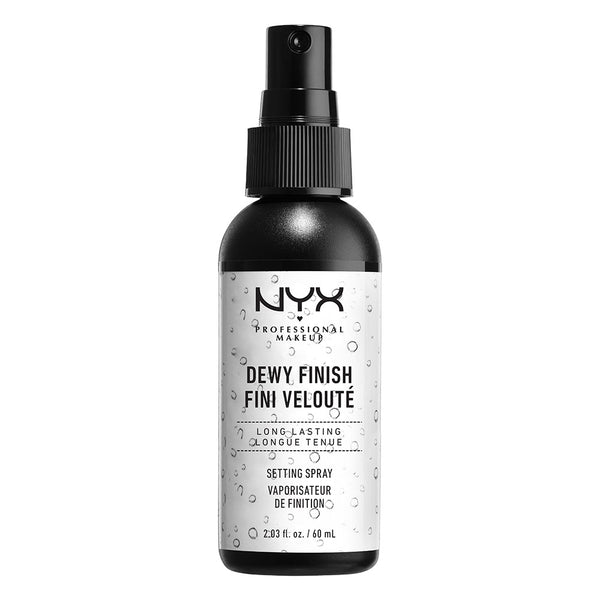 Makeup Setting Spray - 02 Dewy Finish Long Lasting