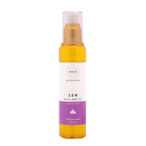 Zen Bath and Body Oil - 100ml