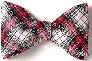 Dress Stewart Silk Bow Tie