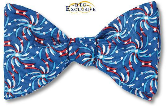 bow ties fireworks 4th july american made
