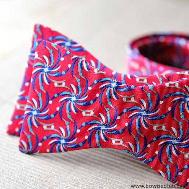 Independence day bow tie Firecracker