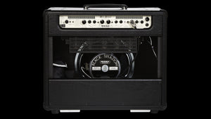 Lone Star 1X12 Combo Guitar Amplifier Black Vinyl Black Grille