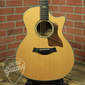 Taylor 600 Series 614ce Cutaway Grand Auditorium