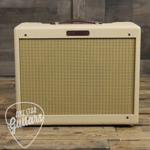 "Fender '57 Custom Deluxe Blonde w/ Single 12"" Celestion Cream Alnico"