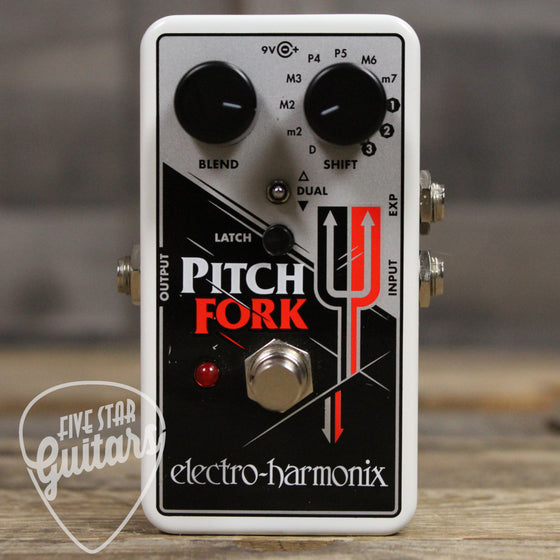 Pre-Owned EHX Pitch Fork