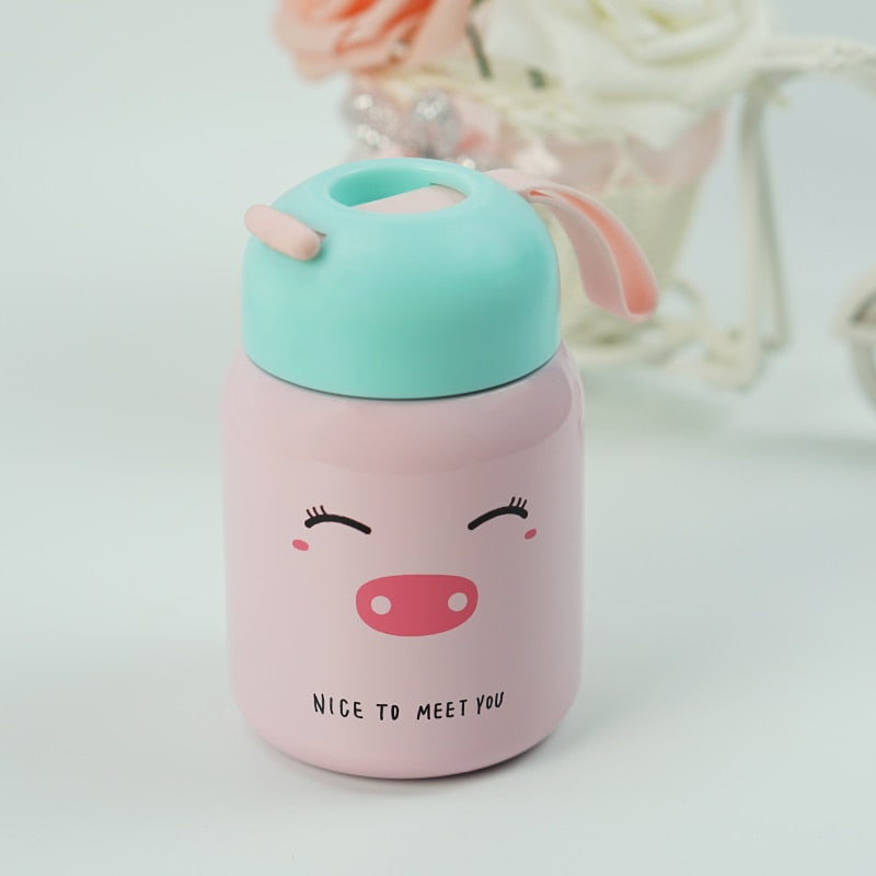 Mini Insulated Thermos 220ml