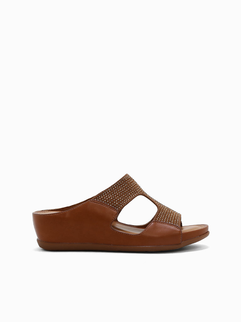 Jemima Wedge Slides