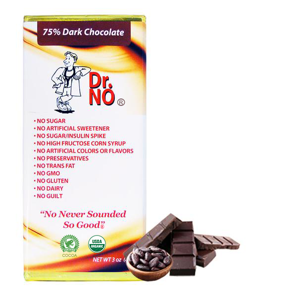 75% Dark Chocolate