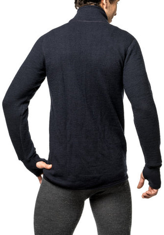 Woolpower TURTLENECK WITH FULL ZIPPER - 600 g/m2