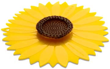 "Sunflower Lid 6"" - Charles Viancin - Jules Enchanting Gifts"