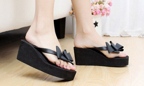 Women's Bow-Tie Sandals