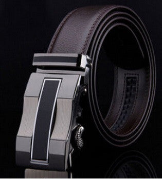 Men's Leather Designer Belt High Quality Luxury - Hot100Fashions