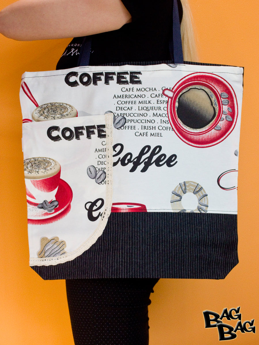 БагБаг Lillie BAG CoffeeCup - 1