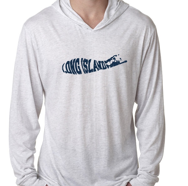 Long Island Hooded Tees - Long Sleeve