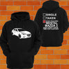 Mazda 3 BM Sedan Hoodie - Chaotic Customs