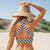 Hang Ten Game Changer Swim Crop