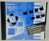 "ROM card set ""Guitar Collection"" for JD-800 (SL-JD80-07)"
