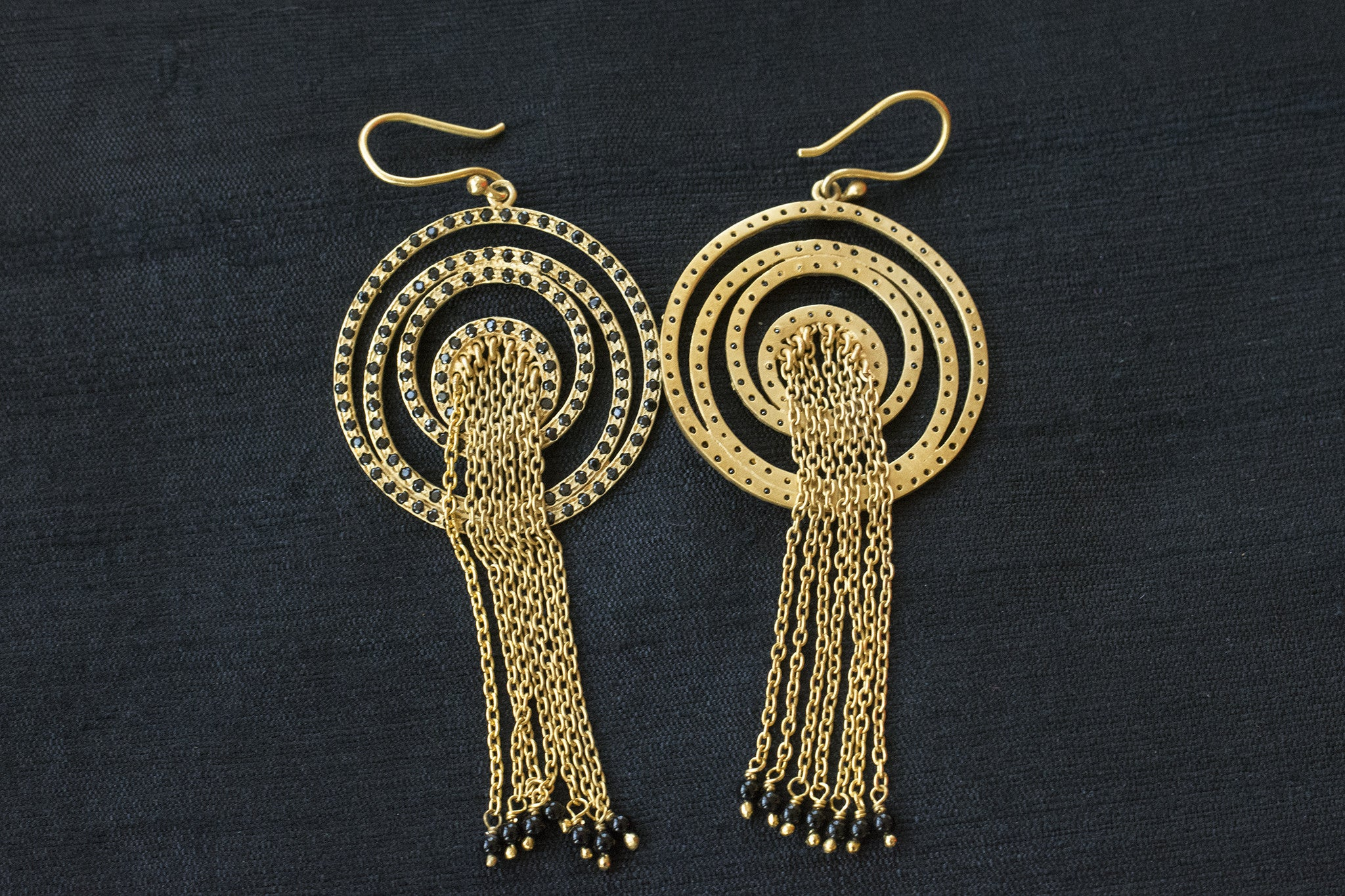20a158-silver-gold-plated-amrapali-earrings-circular-zircon-drop-bead
