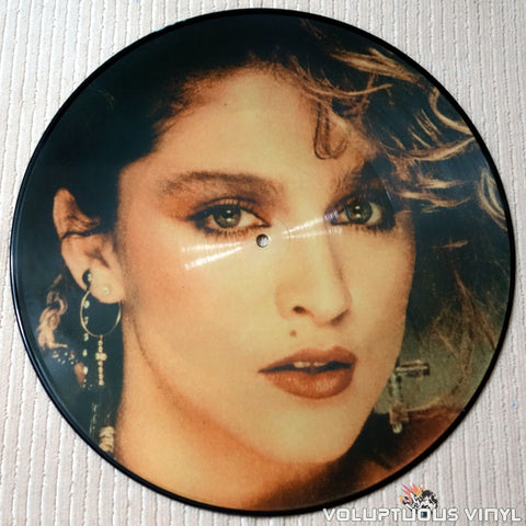 Madonna ‎– Oh God, She's Madonna - Vinyl Record - Picture Disc