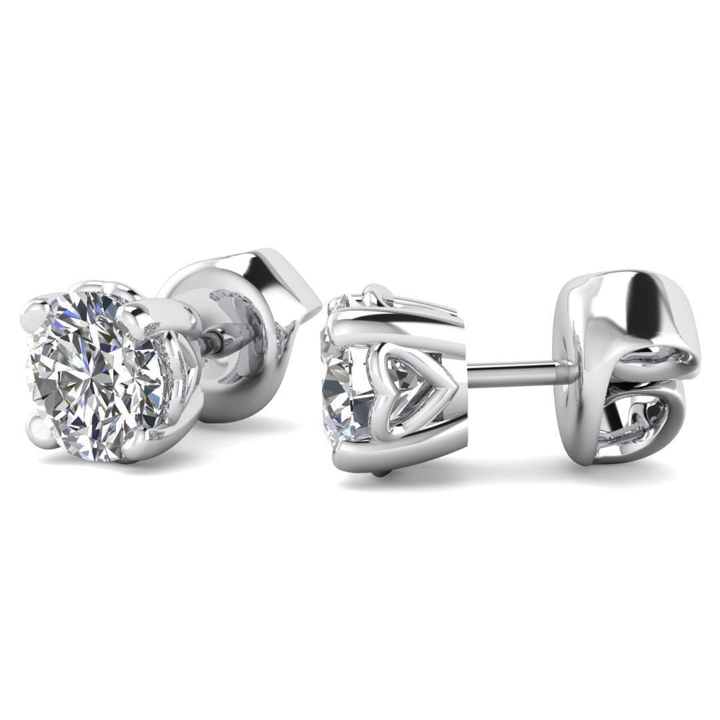 Earrings 0.50ctw E/SI1 Classic Stud Earrings - Limited Offer (5 Pairs Only)