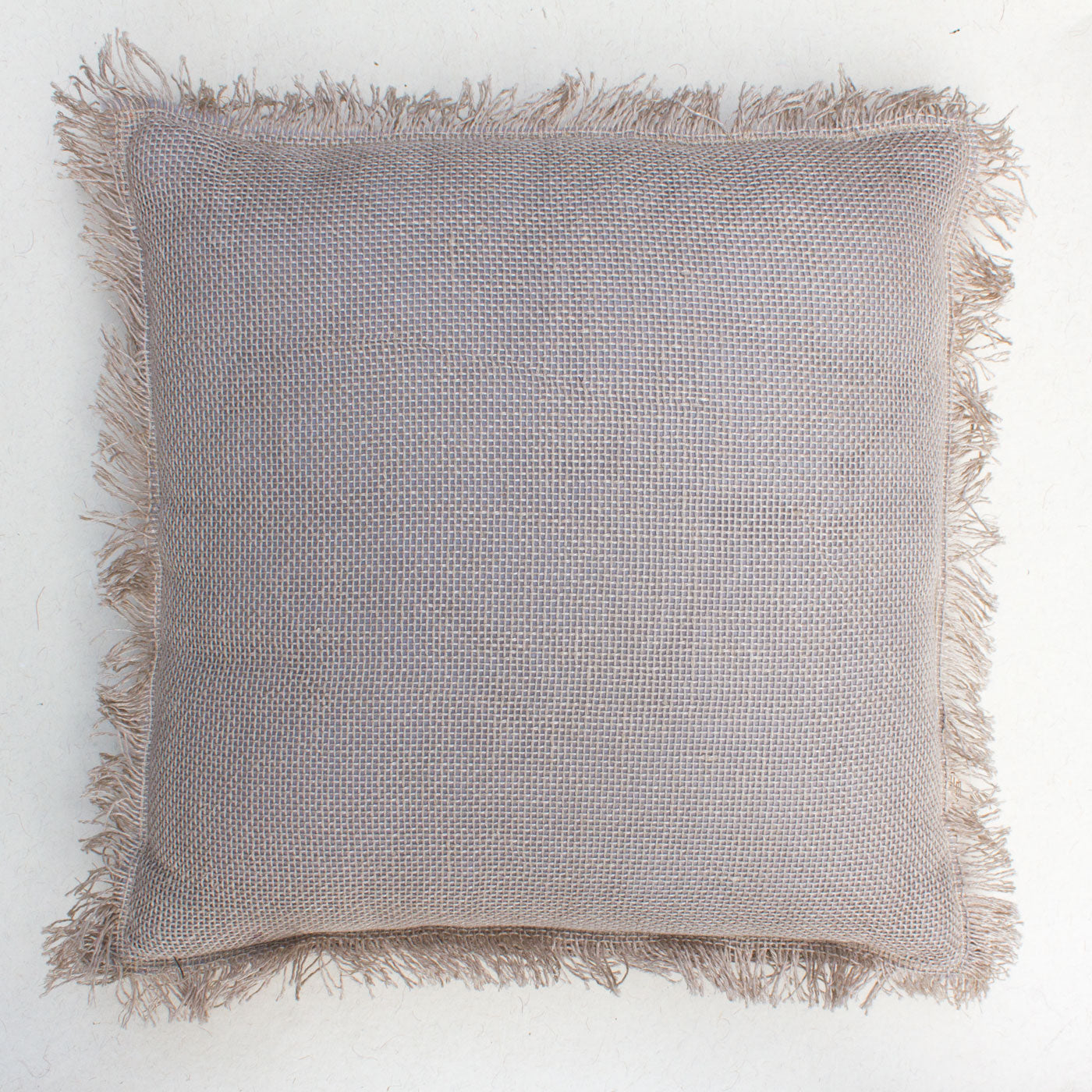 BEIGE BLOSSOM CUSHION COVER