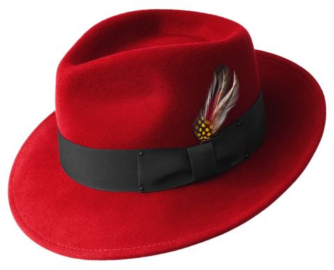 Bailey Fedora Red Hat
