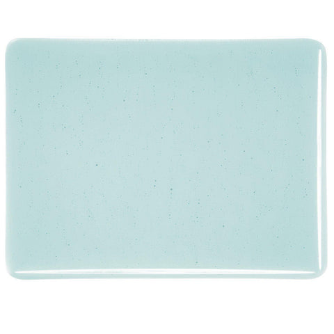 Light Aquamarine Blue Transparent (1408) 3mm-1/2 Sheet-The Glass Underground