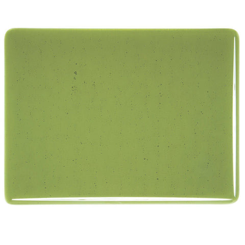 Olive Green Transparent (1141) 3mm-1/2 Sheet-The Glass Underground