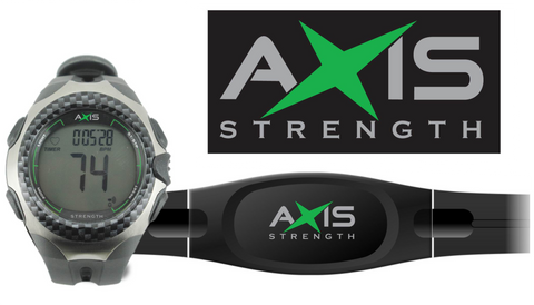Axis Heart Rate Monitor Kit