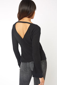 Red Haute Open Back Thermal