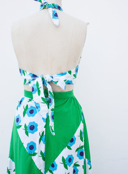 Honolulu Mix Floral Print Two Piece