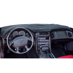 Corvette Dash Mat Custom Fit with-out Heads Up Display (97-04 C5 / C5 Z06)
