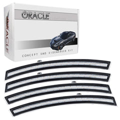 Corvette Painted ORACLE™ Side Marker LED Light 4 Pc. (Set) - Front/Rear : Stingray, Z51, Z06, Grand Sport