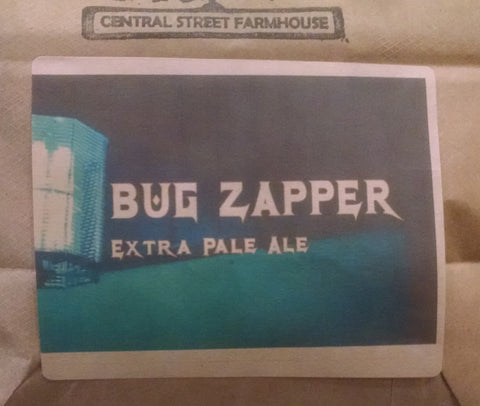 Bug Zapper Extra Pale Ale