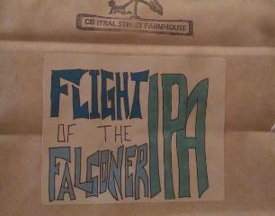 Flight of the Falconer IPA