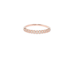Fiona Shimmer Band Ring
