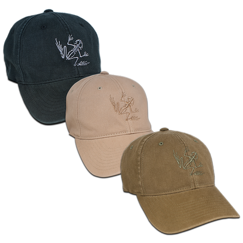 FlexFit Hat with Bone Frog - UDT-SEAL Store  - 1