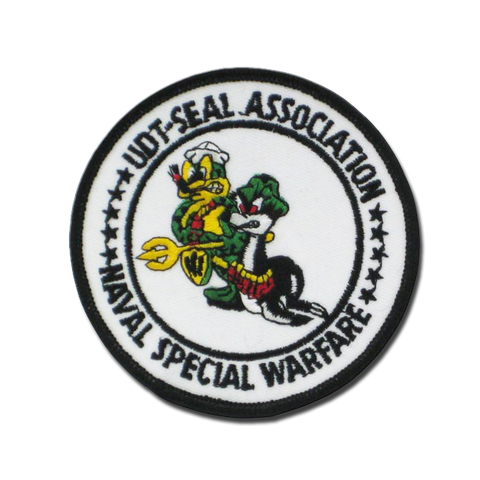 Association Embroidered Patch - UDT-SEAL Store