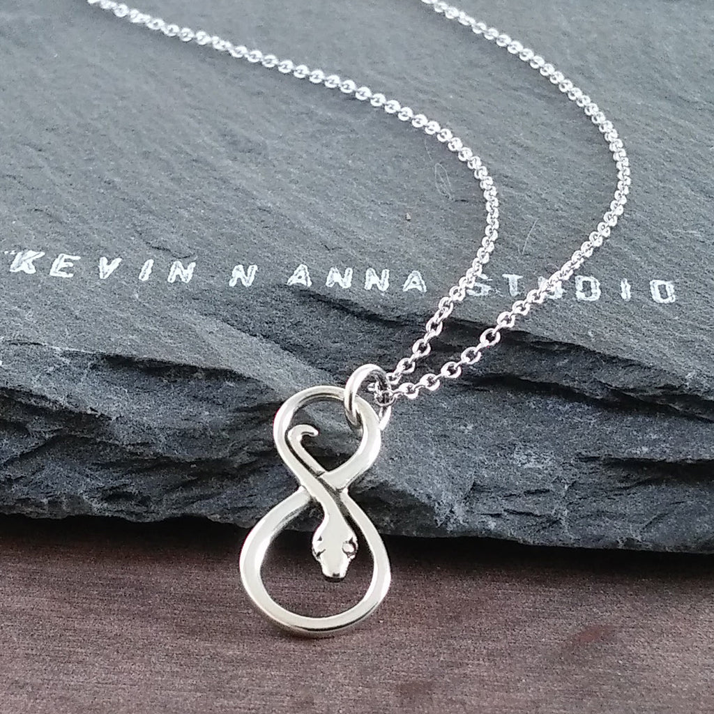 Snake Necklace-1220 - Kevin N Anna