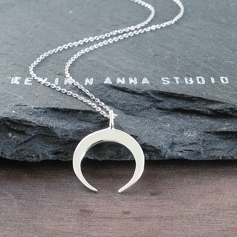 Moon Necklace-ET02