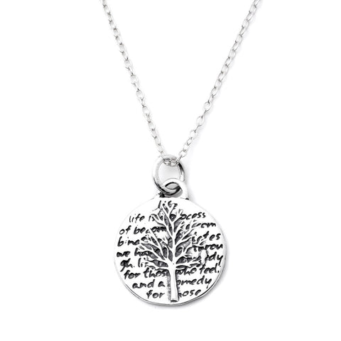 Tree Necklace (Life)-D99