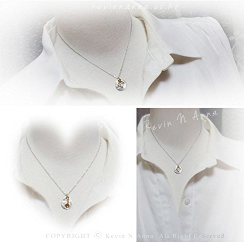Cross Necklace-M23 - Kevin N Anna