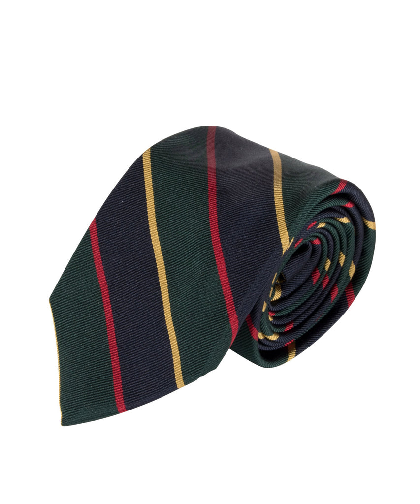 Southerland Highlanders Tie