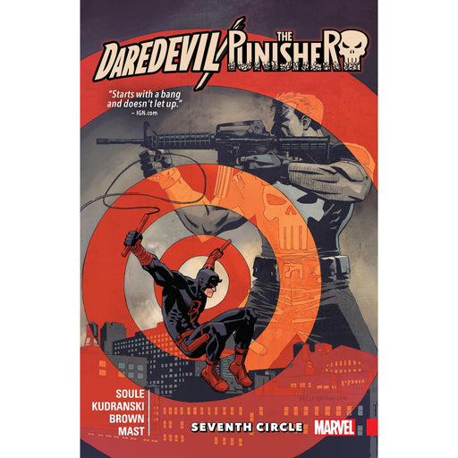 Daredevil Punisher TP Seventh Circle-Georgetown Comics
