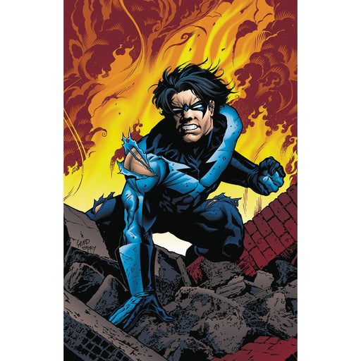 Nightwing TP Vol 06 To Serve And Protect-Georgetown Comics